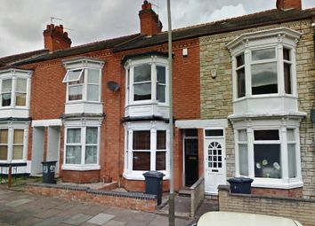 Thumbnail 2 bed terraced house to rent in Barclay Street, Leicester