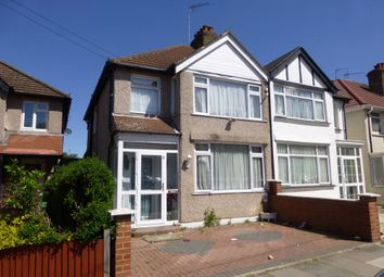 Thumbnail 3 bed semi-detached house for sale in Beresford Avenue, Hanwell, London