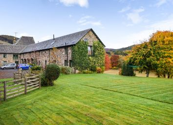 Thumbnail 3 bed barn conversion for sale in Keltneyburn, Aberfeldy