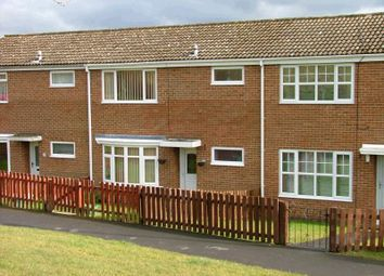 Thumbnail 3 bed terraced house to rent in Alder Park, Brandon, Durham