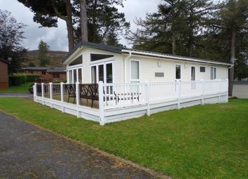 Thumbnail 2 bed bungalow for sale in Brynteg Holiday Park, Llanrug, Caernarfon
