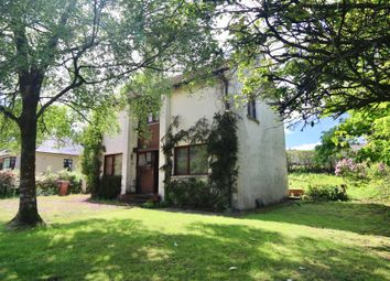 Thumbnail 4 bedroom detached house for sale in 5 Auchmead Road, Greenock