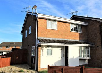 Thumbnail 2 bed end terrace house for sale in Gifford Road, Swindon, Wiltshire