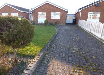 Thumbnail 2 bed detached bungalow for sale in Burnsall Close, Carlisle, Cumbria