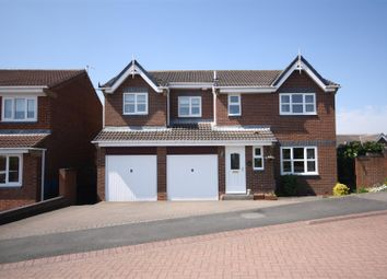 Thumbnail 5 bedroom detached house for sale in Flodden Close, Chester Le Street