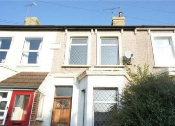 Thumbnail 3 bed terraced house to rent in Broomfield Road, Swanscombe, Kent