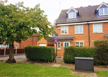 4 bed semi-detached house for sale in Glenwood Road, Chellaston, Derby DE73