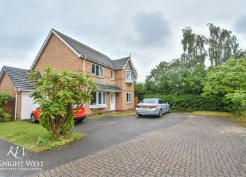 Thumbnail 4 bed detached house for sale in Tumulus Way, Colchester, Essex