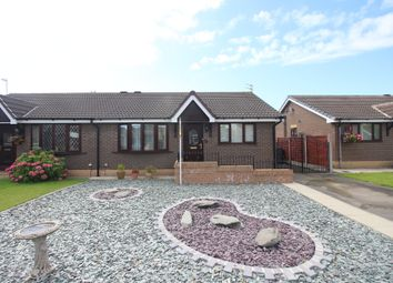 Thumbnail 3 bed semi-detached bungalow for sale in Lochinch Close, Marton, Blackpool, Lancashire