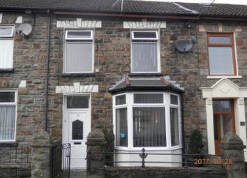 Thumbnail 3 bed property for sale in Queen Street, Ton Pentre, Rhondda Cynon Taff.
