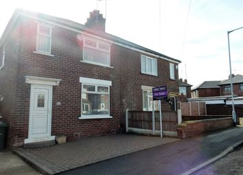 Thumbnail 2 bed semi-detached house for sale in Anston Avenue, Worksop