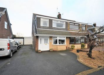 Thumbnail 3 bed semi-detached house for sale in 61 Beechwood Drive, Blackburn