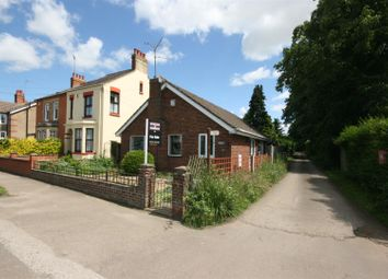 Thumbnail 3 bed bungalow for sale in Harborough Road Nort, Kingsthorpe, Northampton