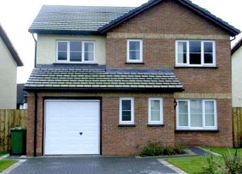 Thumbnail 4 bed detached house to rent in Reayrt Ny Chrink, Crosby, Isle Of Man