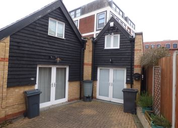 Thumbnail 1 bed mews house to rent in Orchard Street, Chelmsford