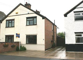 Thumbnail 2 bed semi-detached house to rent in Woodland Avenue, Breaston