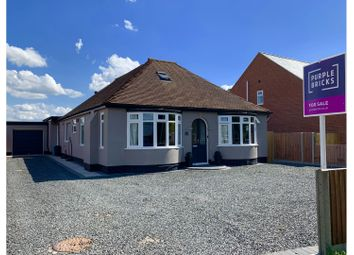 Thumbnail 5 bed detached house for sale in Station Road, Surfleet