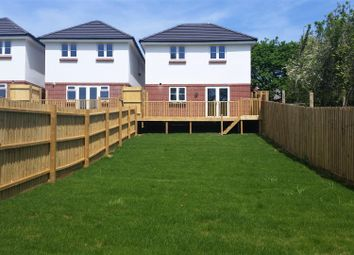 Thumbnail 3 bed detached house for sale in Parkview Grove, Weymouth