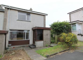 Thumbnail 2 bed end terrace house for sale in Chapelhill Mount, Ardrossan