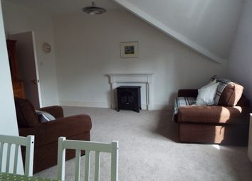 Thumbnail 1 bed flat to rent in High Street, Lyndhurst