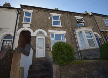 Thumbnail 2 bed terraced house for sale in Dereham Road, Norwich