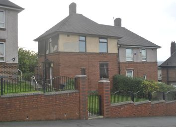 Thumbnail 2 bed semi-detached house for sale in Wordsworth Crescent, Parson Cross, Sheffield