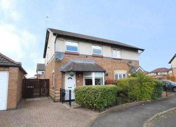 Thumbnail 3 bed semi-detached house for sale in Candren Way, Paisley, Renfrewshire
