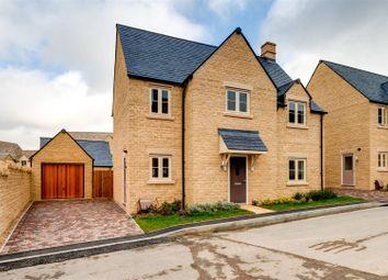Thumbnail 4 bed detached house to rent in Beechcraft Road, Upper Rissington, Cheltenham