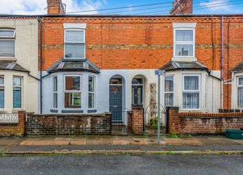 Thumbnail 2 bedroom terraced house for sale in Bruce Street, St James, Northampton