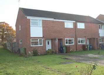 Thumbnail 2 bed end terrace house for sale in The Sandfield, Northway, Tewkesbury