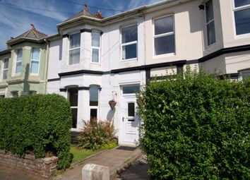 Thumbnail 3 bed terraced house for sale in Stoke Terrace, Kelly Bray, Callington, Cornwall