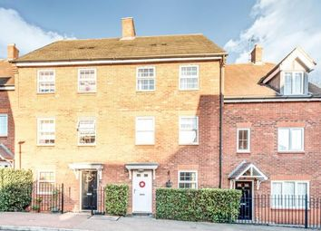 Thumbnail 3 bed terraced house for sale in Gibbards Close, Sharnbrook, Bedford, Bedfordshire