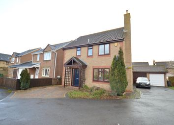 Thumbnail 3 bedroom detached house for sale in Long Croft, Yate, Bristol