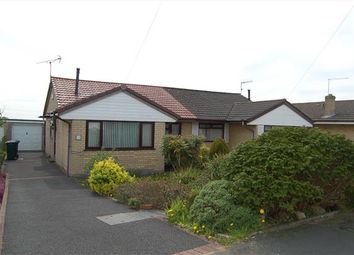 Thumbnail 2 bed bungalow to rent in Heversham Close, Lancaster