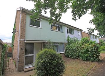 Thumbnail 3 bed semi-detached house for sale in Waterloo Close, Brampton
