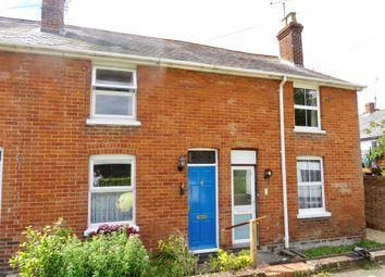 Thumbnail 2 bed terraced house for sale in New Street, Stockbridge