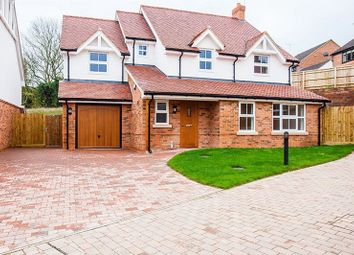 Thumbnail 6 bed detached house for sale in The Sidings Buckingham, Buckingham