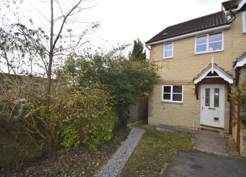 Thumbnail 2 bed semi-detached house for sale in The Budding, Stroud, Gloucestershire