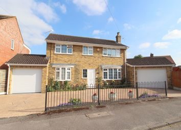 Thumbnail 4 bed detached house for sale in Ford Road, Ashford