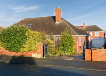 Thumbnail 3 bed semi-detached bungalow for sale in Barleyhill Road, Garforth, Leeds, West Yorkshire