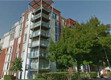 Thumbnail 2 bed flat to rent in West Parkside, Greenwich