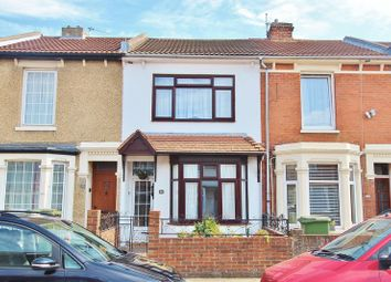 Thumbnail 2 bed terraced house for sale in Henderson Road, Southsea