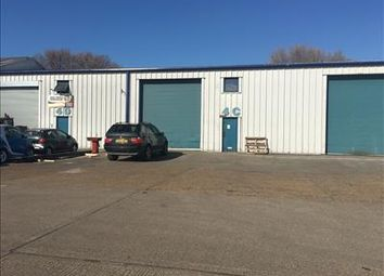 Thumbnail Light industrial to let in Unit 4C, Barking Business Centre, Thames Road, Barking, Essex