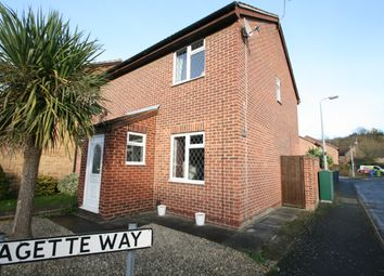 Thumbnail 2 bed end terrace house to rent in Pagette Way, Grays
