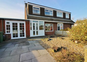Thumbnail 4 bed semi-detached house for sale in Salcombe Drive, Southport