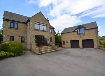 Thumbnail 4 bed detached house for sale in Fox Holes Grove, Crow Edge, Sheffield