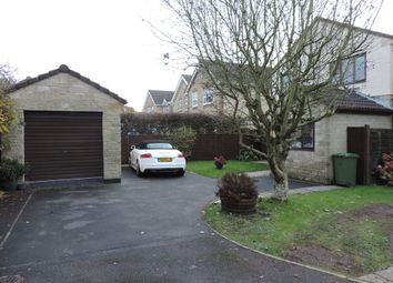 Thumbnail 4 bed detached house for sale in Ashmead, Temple Cloud, Bristol