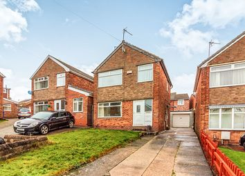 Thumbnail 3 bed detached house for sale in Leadbeater Road, Sheffield