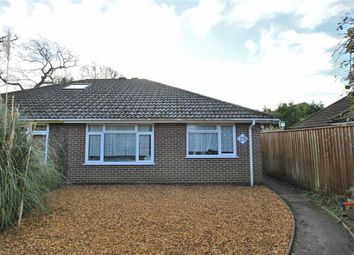Thumbnail 2 bed semi-detached bungalow to rent in Wainsford Road, Pennington, Lymington