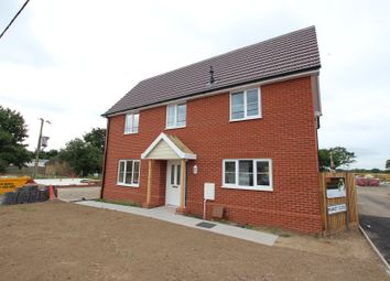 Thumbnail 3 bed detached house for sale in Market Close, Elmstead Market, Essex